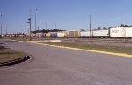 Main departure yard