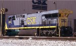 CSX 604 brand new and needing repairs