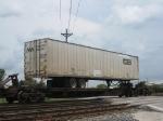 Vermont Railway Trailer