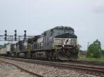 Eastbound TOFC Train