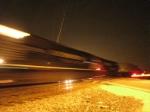 NS Westbound Baretable Train