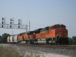 BNSF Power On Q335
