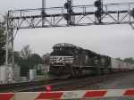 NS 2683 Leading Eastbound 206