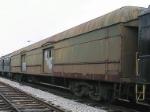 ex-SOU baggage car 598
