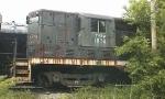 EMD GP7L 1832 (ex-US Army)