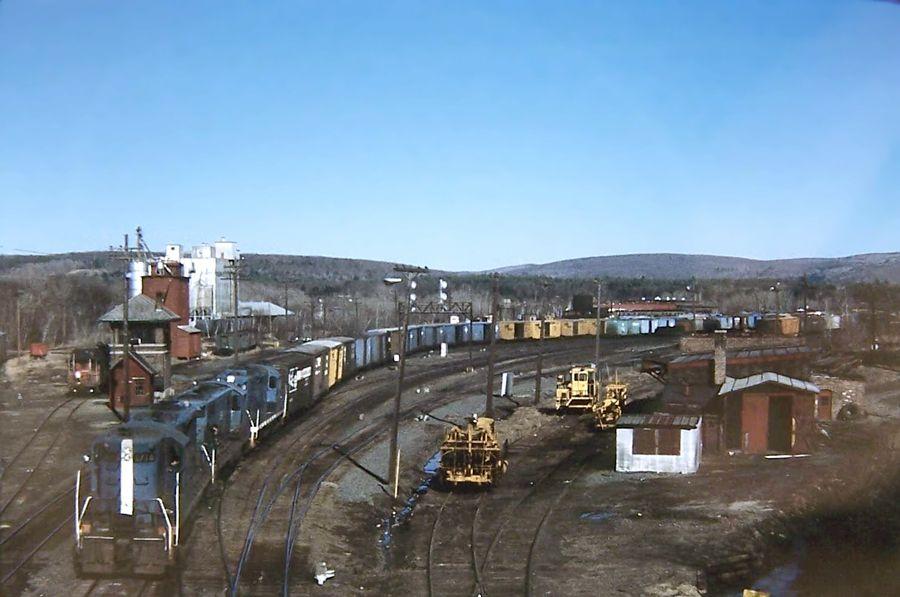Connecticut River Train