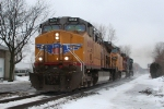 (5) UP 6014 East