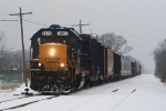 CSX D709-28 on Leap Day