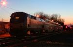 Amtrak's Blue Water