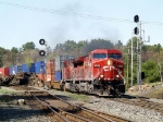 CP 102 South  at Renolds May 4/08 @ 15:41