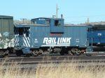 MRL 1004 caboose