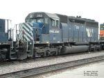 MRL 252 SD40-2XR