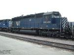 MRL 327 SD45-2