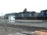 MRL 256 SD40-2XR