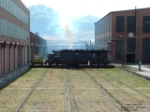 MRL 350 SD45 opening it up on the transfer table