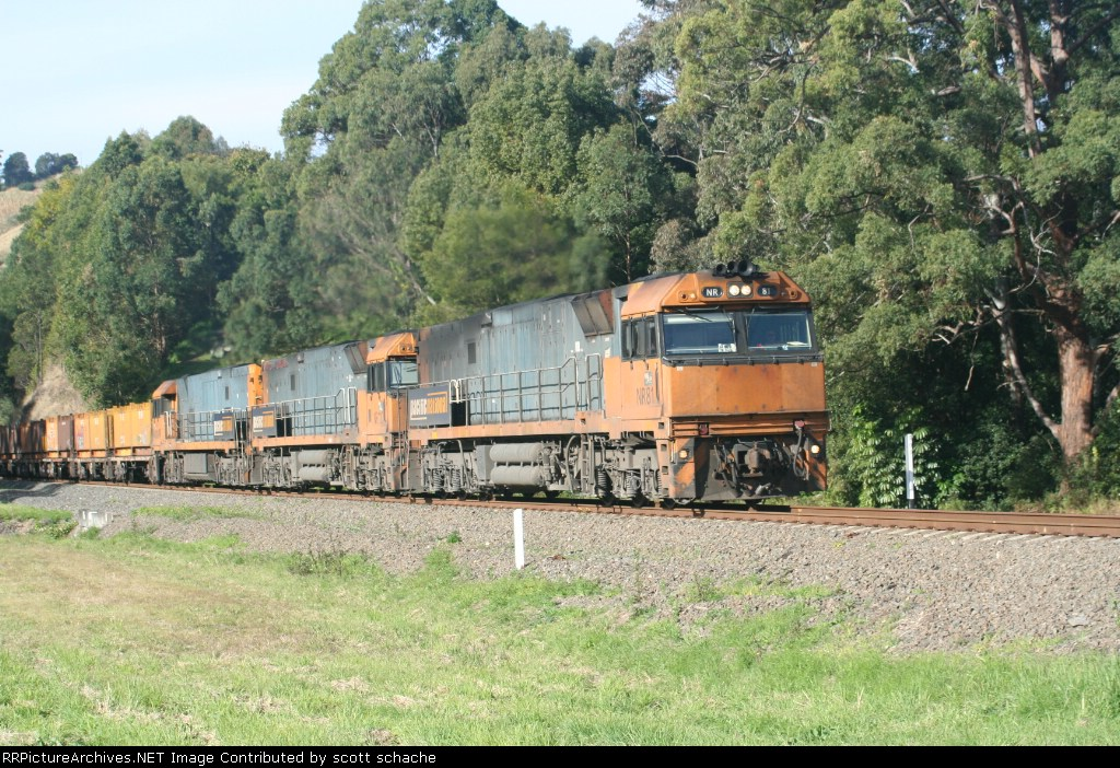WB3 Steel freight 270708