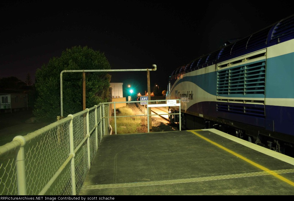 NT35 waiting at Coffs Harbour