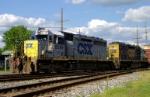 CSX 8318