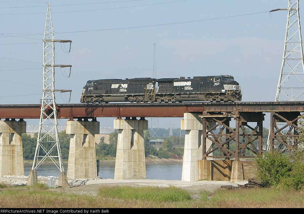 NS 9547 and 2607