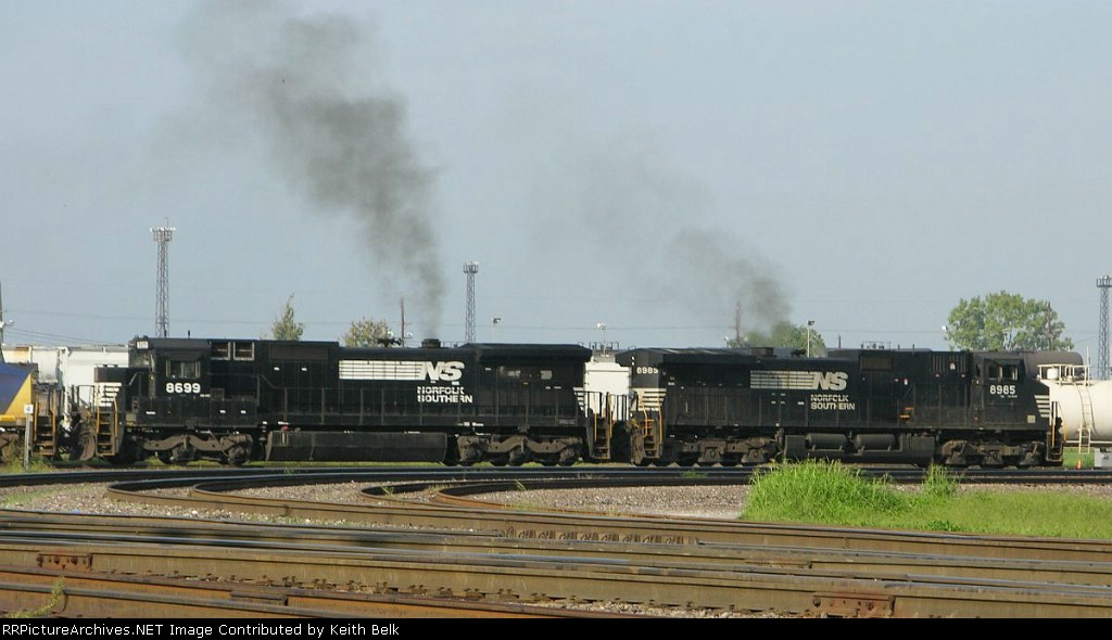 NS 8985 and 8699