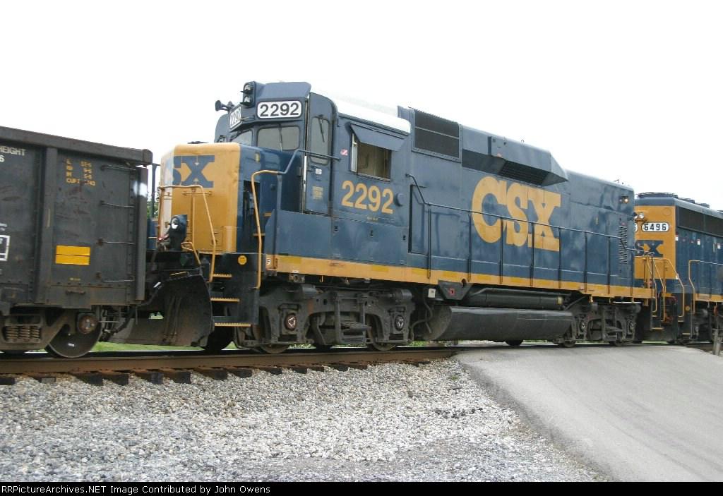 CSX 2292/CSXT J76821