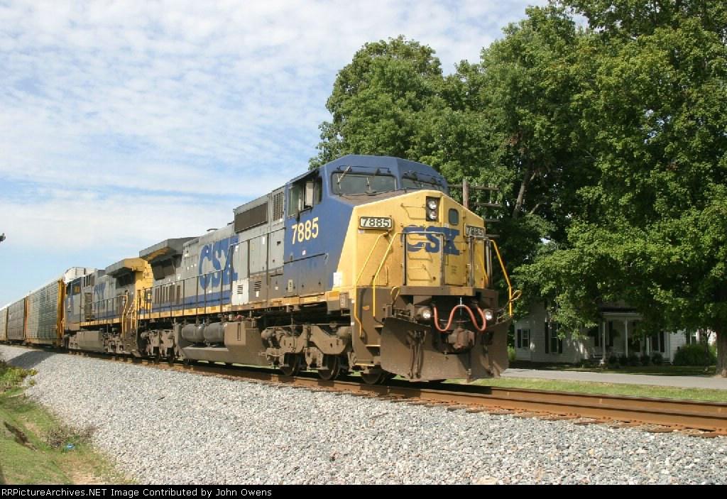 CSX 7885/CSXT Q205