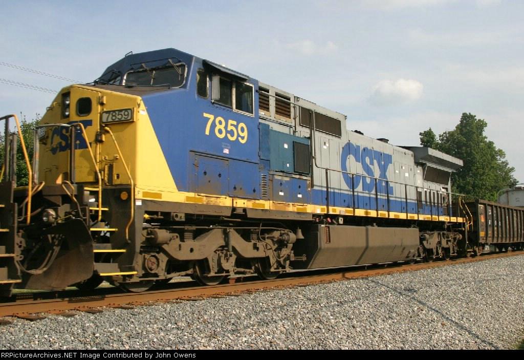 CSX 7859/CSXT Q574
