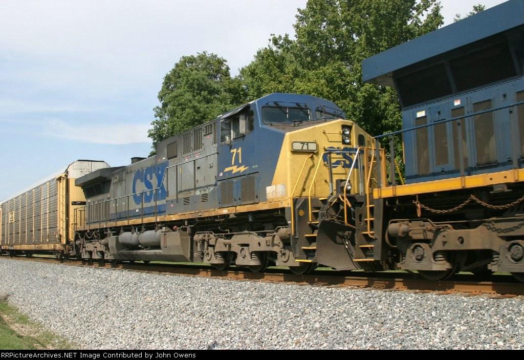 CSX 71/CSXT S237