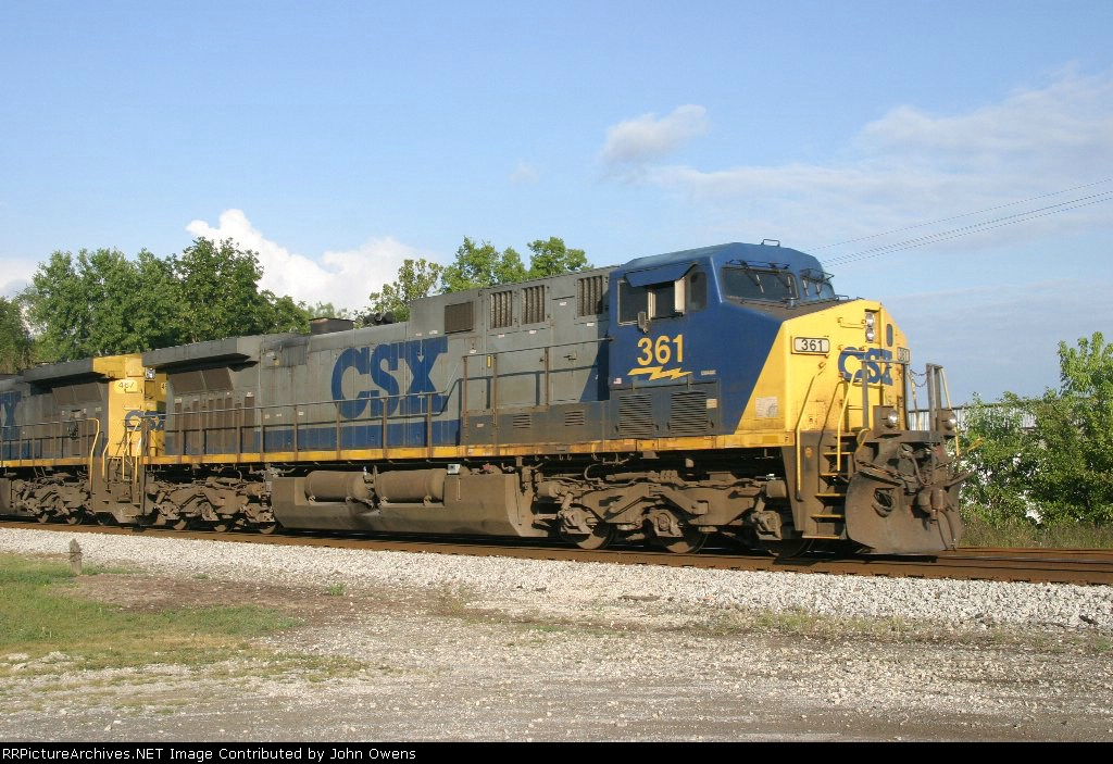 CSX 361/CSXT Q23727