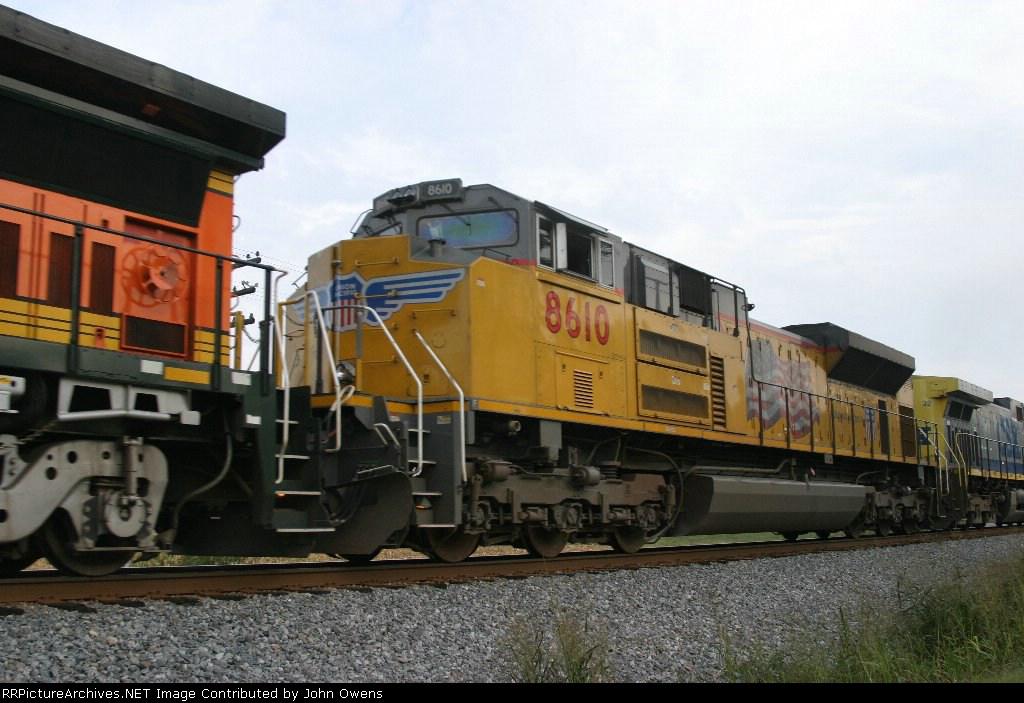 UP 8610/CSXT Q534
