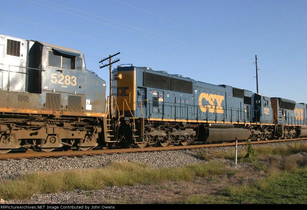 CSX 4514/CSXT Q574