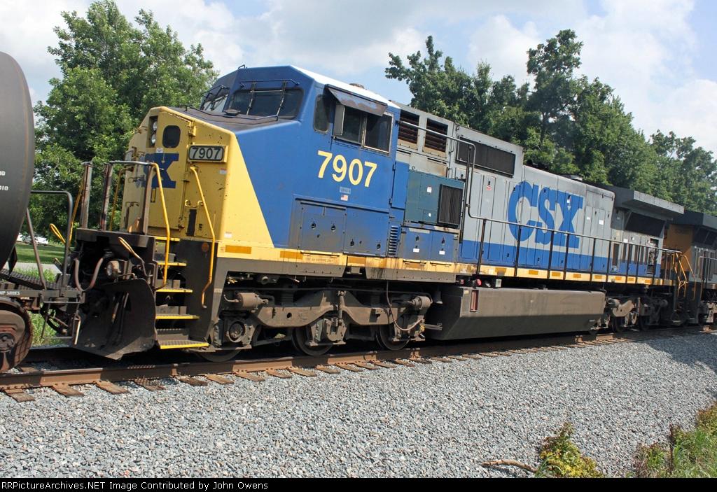 CSX 7907/CSXT Q275