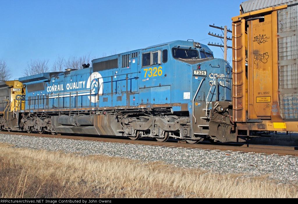 CSX 7326/CSXT Q210