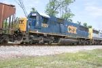 CSX 8529/CSXT Q574