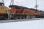 BNSF 5787/CSXT J76829
