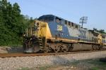 CSX 238/CSXT S574