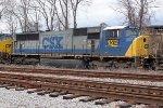 CSX 4512/CSXT K834