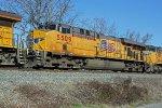 UP 5509/CSXT Q275