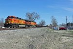BNSF 4449/CSXT Q275
