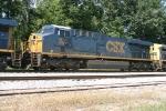 CSX 826/CSXT Q574