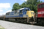 CSX 8579/CSXT K869