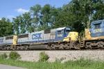 CSX 8518/CSXT Q578