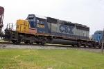 CSX 8069/CSXT G445