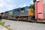 CSX 4586/CSXT Q284