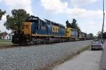 CSX 8365/CSXT Q574