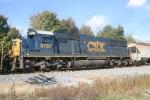 CSX 8707/CSXT G194