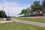 CSX 6934/CSXT J765