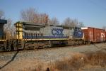 CSX 7793/CSXT Q52526