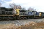 CSX 7858/CSXT R647
