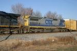 CSX 7604/CSXT Q52507